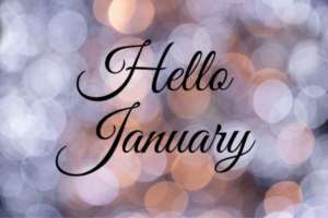 Amy's Day Spa January Newsletter