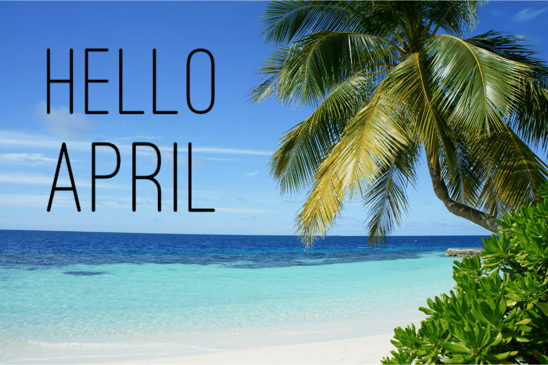 Amy's Day Spa April Newsletter