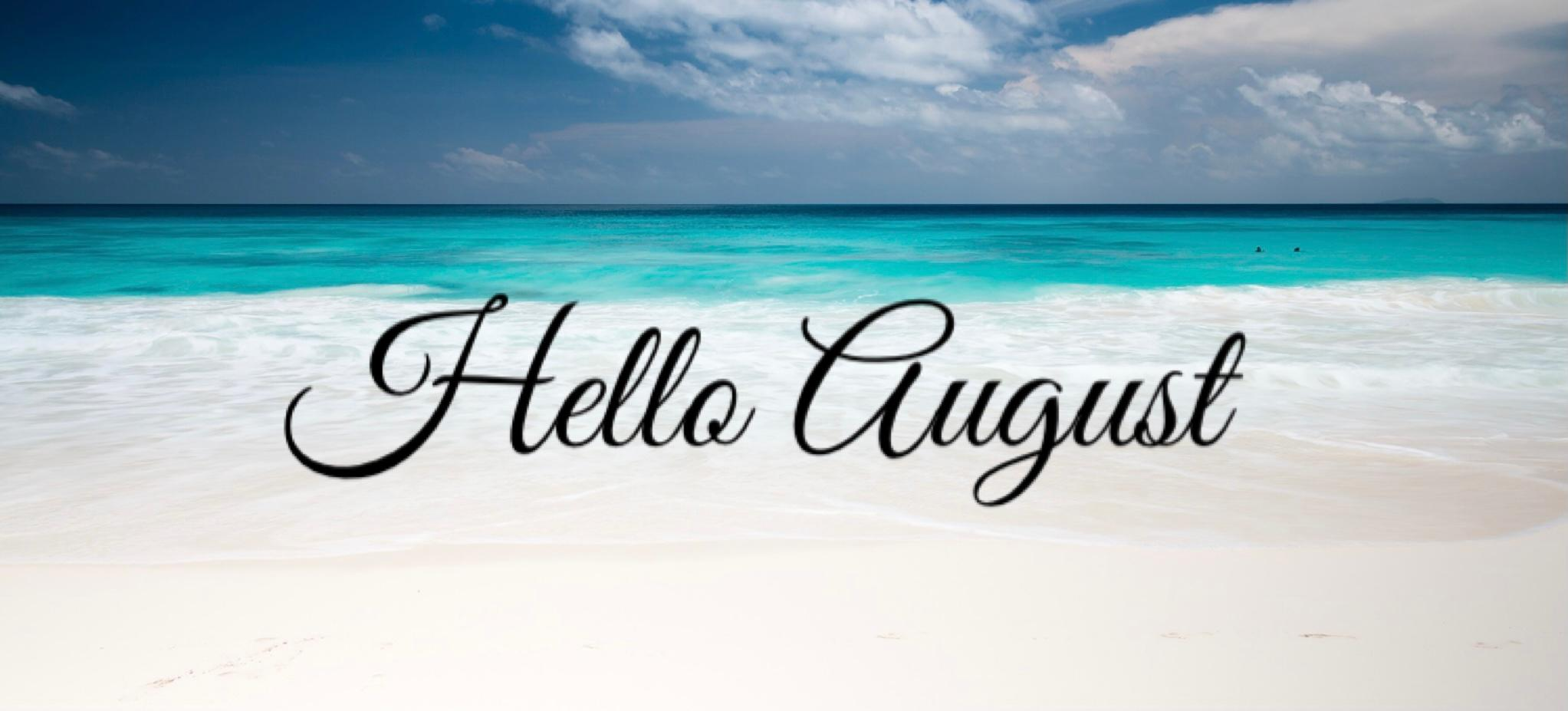 Amy's Day Spa August Newsletter